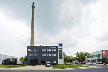 Průmyslové stavby